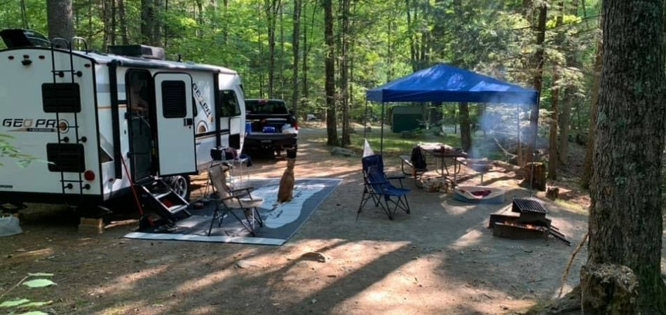 RV Campgrounds in New Hampshire