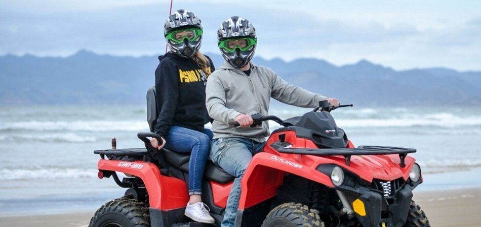 How to Safely Ride ATVs on the Beach