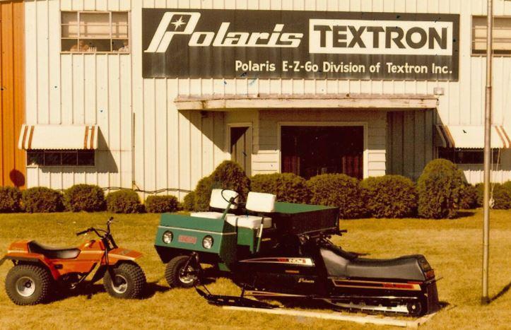 Does Textron still own Polaris