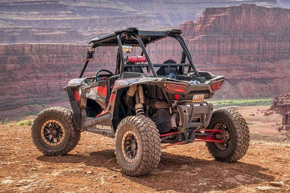 How much does a Polaris ATV cost