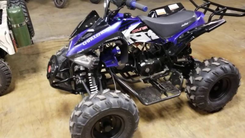 How to Start Taotao ATVs When It's Cold