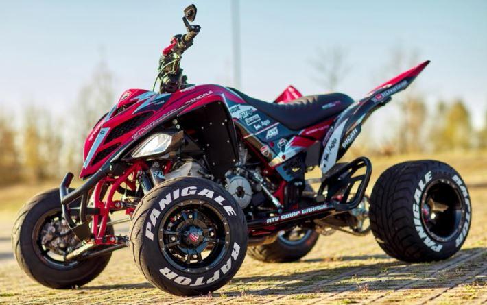 Are Quads Motorbikes