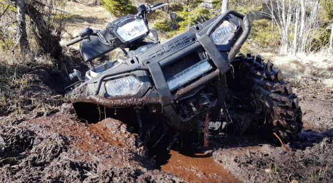 Build or Buy a Mud-Guard