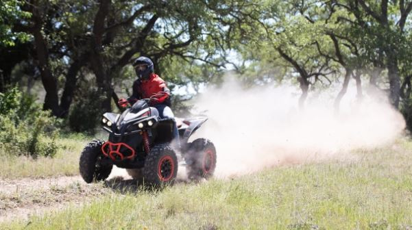 Do you have to use the clutch when shifting on an ATV