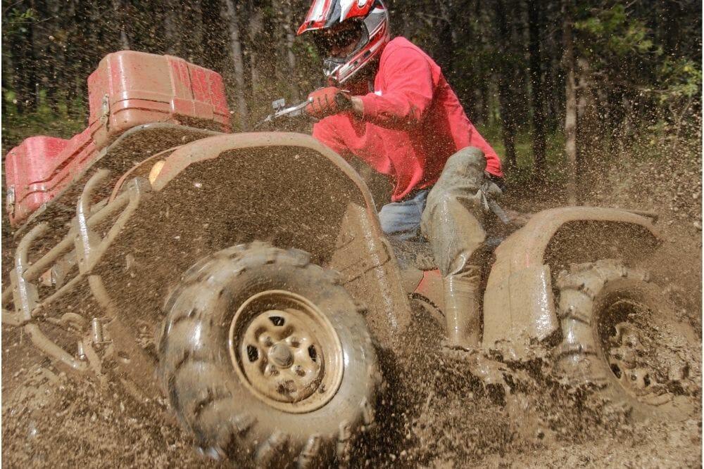 How Do I Keep Mud Out Of My ATV Radiator