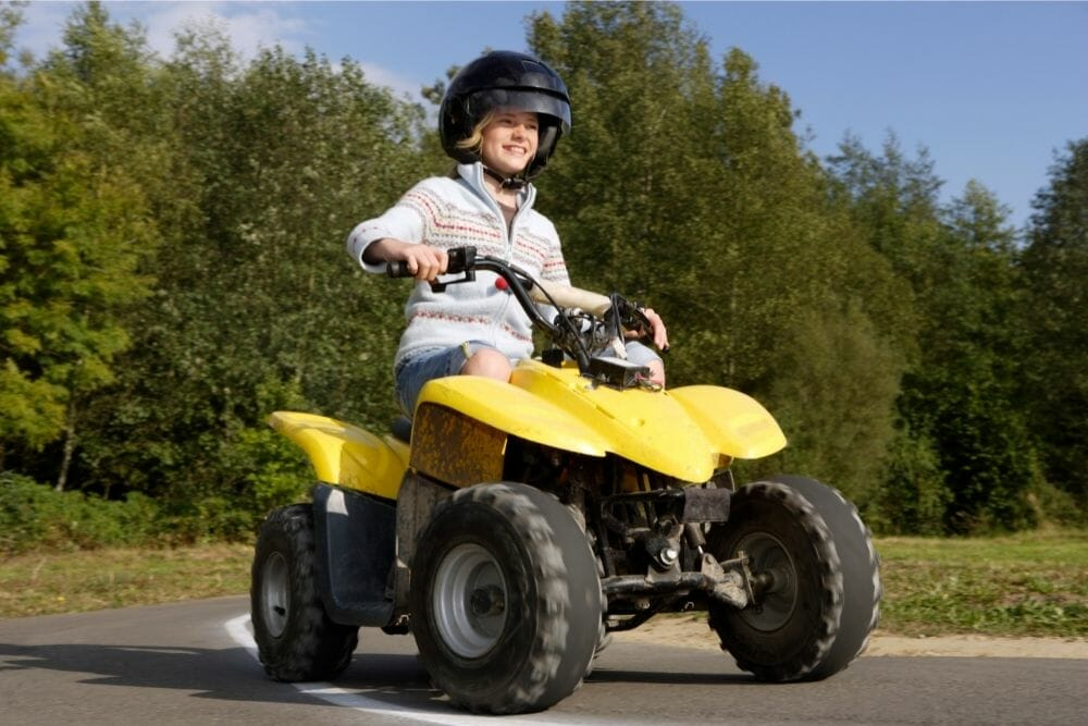 How Do You Ride An ATV For Beginners