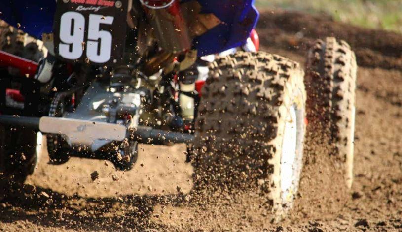 How do you balance ATV tires