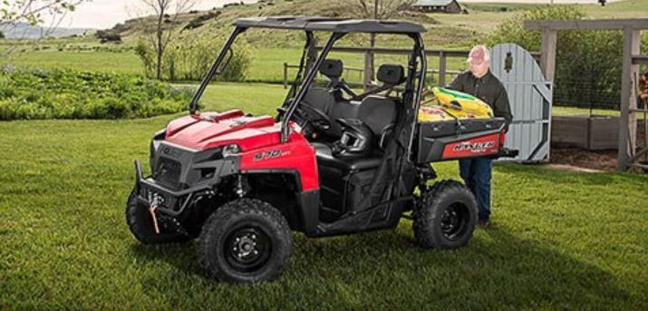 How much does a Polaris Ranger 570 Cost