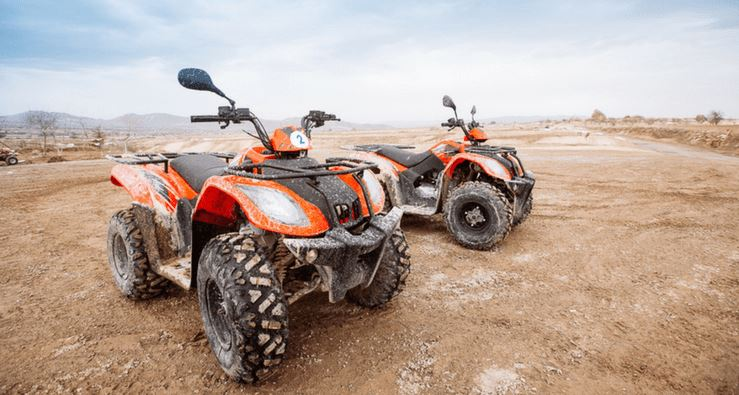 How often should you change oil on an ATV