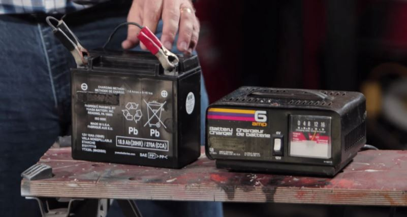 How often should you charge your ATV battery