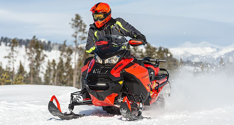 What brand sells the most snowmobiles