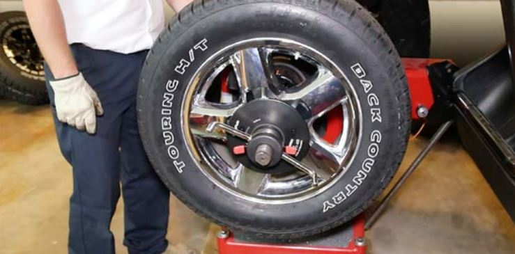 What causes tires to go out of balance