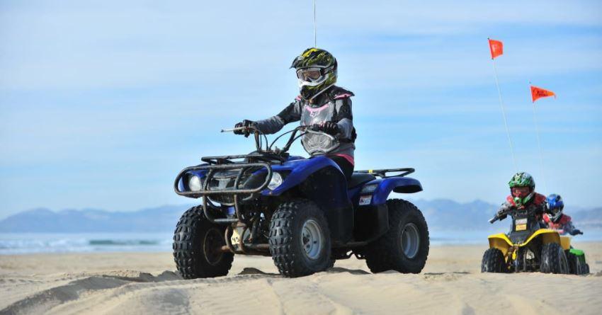 What clothes to wear while riding an ATV