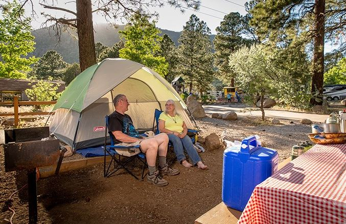 Becoming a Better Camper Makes the Camping Experience
