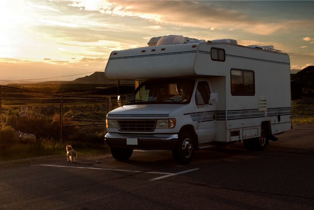 How Do I Stop My RV From Sliding