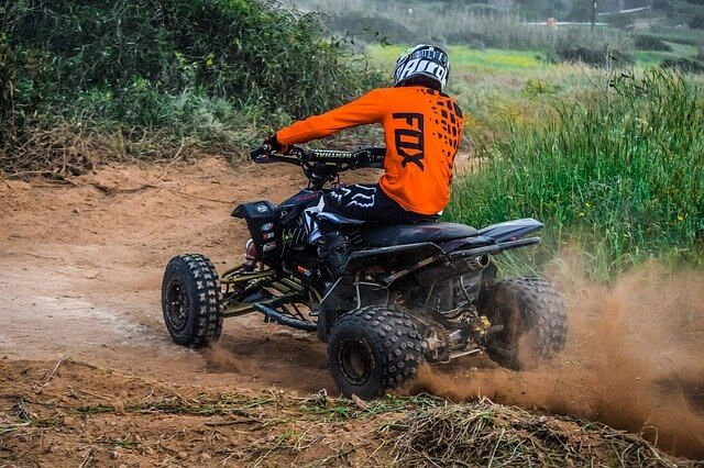how to start a quad bike when not starting