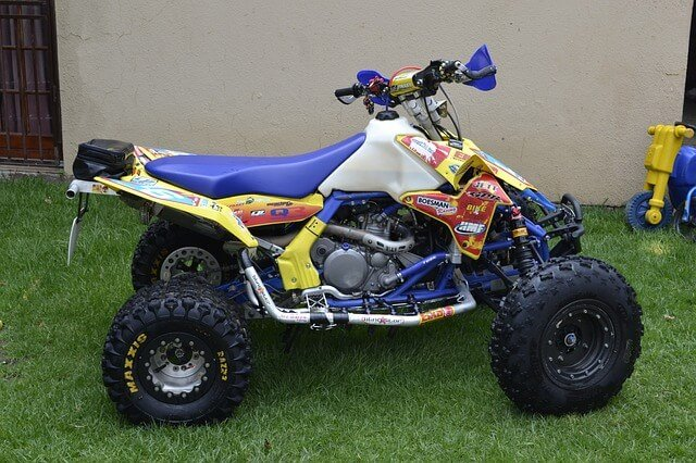 how to start an atv that has been sitting
