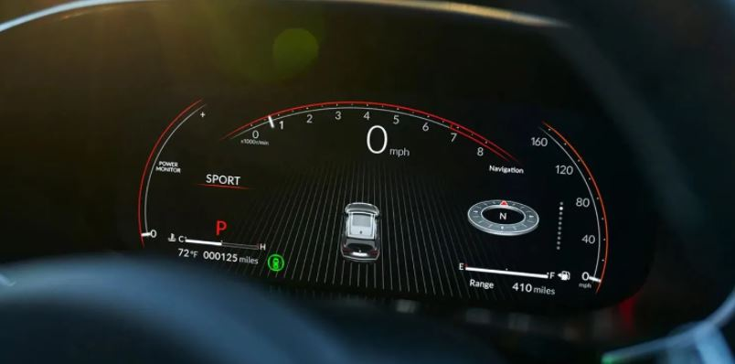 speedometer for larger tires
