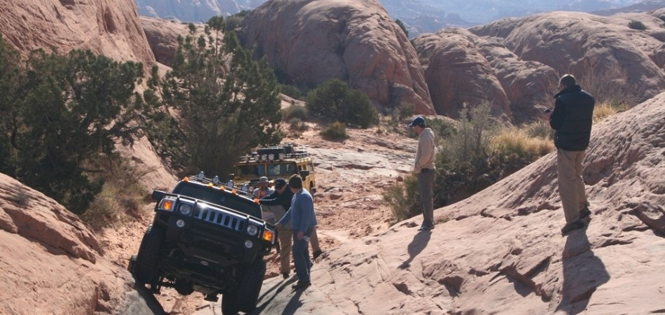 What Is Rock Crawling
